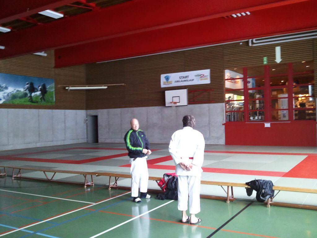 Bericht ju jitsu trainingslager mürren 2012